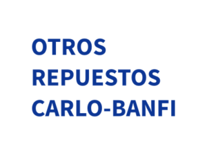 OTROS REPUESTOS CARLO-BANFI