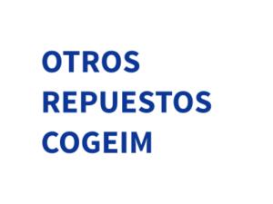 OTROS REPUESTOS COGEIM