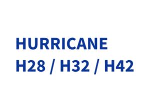 HURRICANE H28/H32/H42