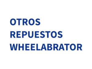 OTROS REPUESTOS DISA-WHEELABRATOR-GF-SCHLICK